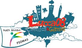 Lucca Comics&Games 2008